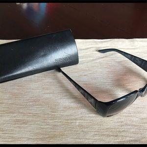 Fendi Women's Prescription Sunglasses W/ Case